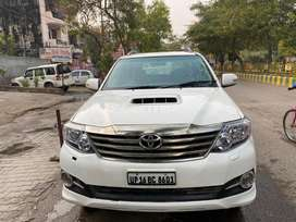 Toyota Fortuner 4x2 Automatic, 2015, Diesel