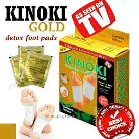 Kinoki Koyo Gold box