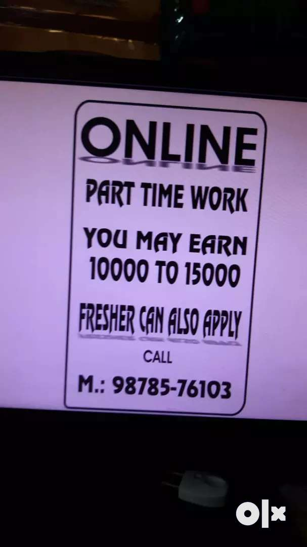 for un employed or underemployed nd also for freshers 0