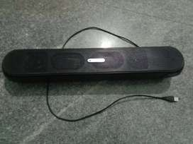 Zebronic Bluetooth speaker