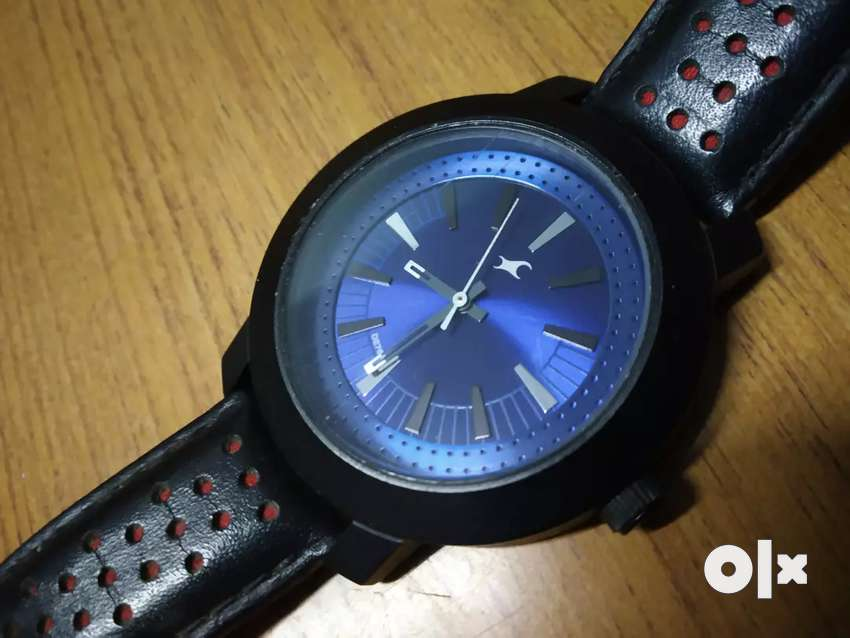 Fastrack Blue Dial Analog Watch. 0