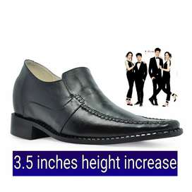 3.5 inches height shoes