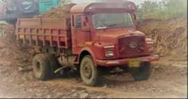 good condition tipper and crusher for sale