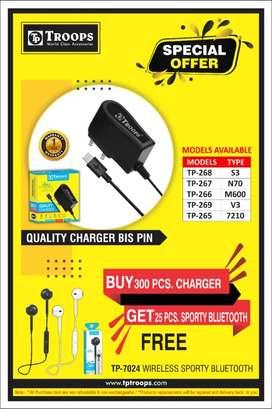 Mobile accessories sale & marketing
