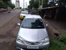 Toyota Etios G 2011 CNG