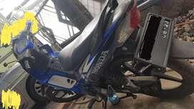 Sepeda Motor Supra X thn 2008