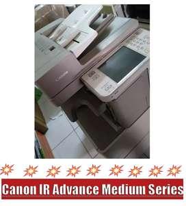 Mesin Fotocopy Canon IR Advance other fungsi Print Scan Free paket
