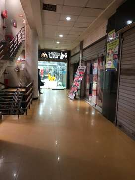 Fully furnished office space/shop, Ratu road, The Galaxia Mall