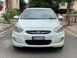 Hyundai Fluidic Verna 1.6 CRDi SX, 2013, Diesel