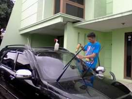 Kaca film mobil dan gedung Delivery order wilayah DKI Jakarta