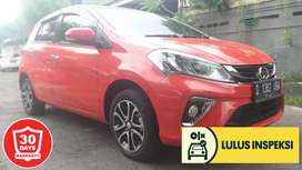 [Lulus Inspeksi] Dp.10 JT SIRION 2018 Manual merah new model