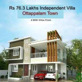 Exclusive Design Villas @Rs76.3 Lakhs-Visit Site Now! 96009(Call)05817
