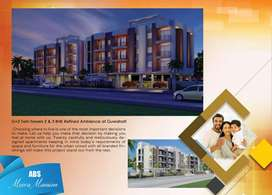 3BHK Newly Designed Twin Tower Apartment In Hatigaon Near LP School.