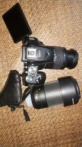 Brand new cemera shutter Count only 8k.. Price is fixed