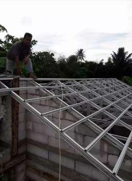 layanan pemasangan atap baja ringan ANTI BOCOR