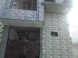 2 Bedroom 1 Washroom 1 kitchen New Govind Puri Pump No.2
