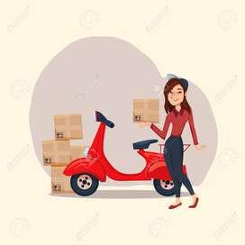 Female Delivery Girls || Jhotwara || Weekly 2 off
