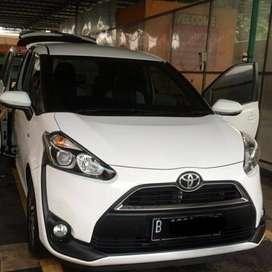 Jual Toyota Sienta 1.5 V Manual thn 2016