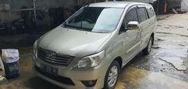 Toyota Kijang Innova G Diesel 2012 AT