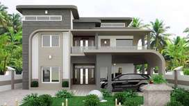 Construction In  Thalassery