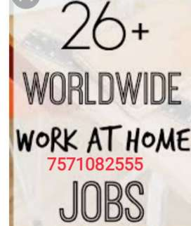 Would you like to be internet basic job, so don't miss  opportunity