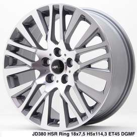 AKITA JD380 HSR R18x75 H5X114,3 ET45 GMF