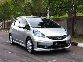 Honda Jazz RS a/t 2013 GE8 Silver