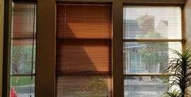 Woodenblinds - Nuansa Natural