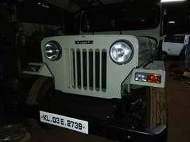 1999 Jeep full work done