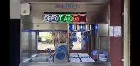 No.1 Depot Air Minum Isi Ulang Stainles