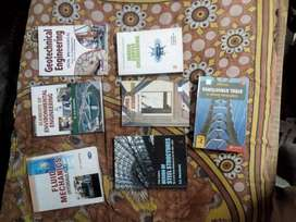 Civil engineering book, brand new condition