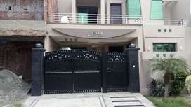 10 Marla house is double story for sale in Garden Town Gujranwala
