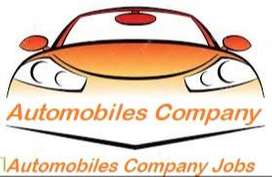 AUTOMOBILE COMPANY HIRING freshers/Experience - male - female job can