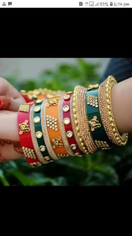 Bangles manufacture