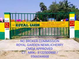 Royal Garden Nemilicherry Avadi