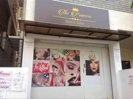 New Salon for sale