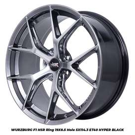 Velg Racing R19 Innova Xpander Rush Camry Almaz Terios