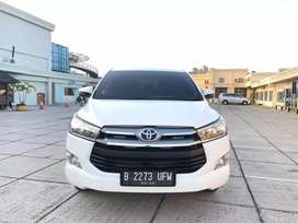 Toyota Innova Reborn 2018 type G matic Diesel tngan 1 srvc record ORI.