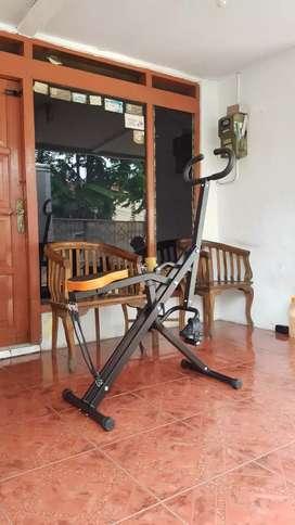 Power squad rider alat fitness gym