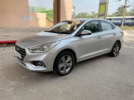 Hyundai Verna VTVT 1.6 SX Option, 2017, Petrol