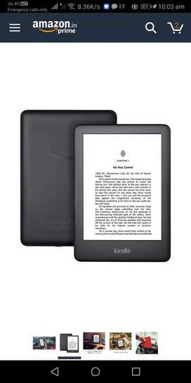 New Kindle 10th Generation