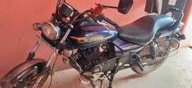 Argent selling of avenger 150cc street bike