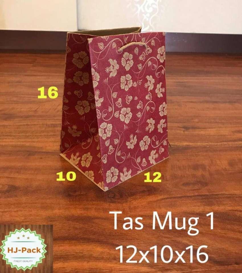 paperbag motif paper bag merah tas kertas tebal 0