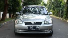 Hyundai Avega GX 2009 Manual Grey Irit BBM Istimewa Terawat sekali