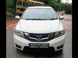 Honda City 1.5 V MT, 2013, Petrol