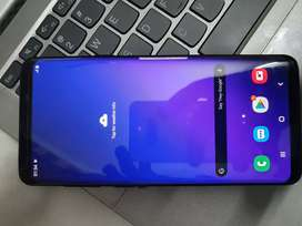 S9+ (PLUS) 6GB/64GB 1.5 MONTHS OLD BRAND NEW. FIXED PRICE