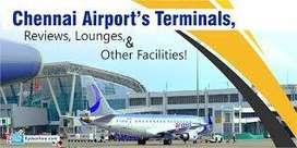 Vacancy open for airport jobs  airlines