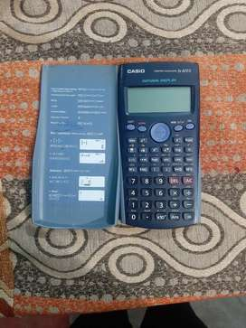 Casio FX-82ES Plus 2nd Edition(second hand)