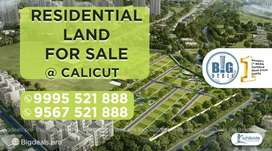 11.45 Cents Residential land for Sale at Areekkad, Calicut.