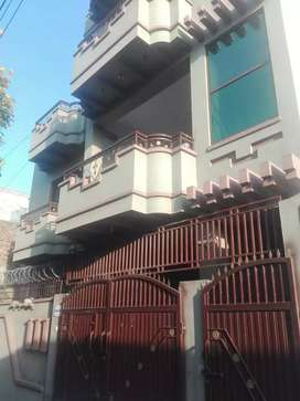 6 Marla Double Storey House For Sale
